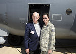 Father, daughter share C-130 heritage