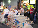 Airmen purchase, deliver food for Osh