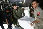 Airmen support Burma relief effort
