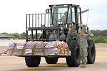Airmen support Burma relief effort