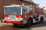 Holloman units combine to refurbish fire truck
