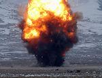EOD Airmen destroy explosives