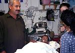 Soldiers, Airmen save Iraqi teen injured by bomb