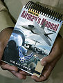 CSAF hands out revised Airman's Manual