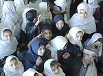 Afghan children visit Kandahar, see partnership between Afghans, coalition forces