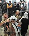 Afghan children visit Kandahar, see partnership between Afghans, coalition forces