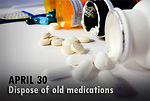 National medication take back day
