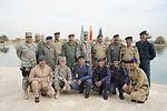 Iraqi weathermen graduate