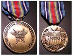 War on terrorism medals introduced