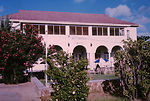 This 1975 photo shows the Beitbridge Hotel, which