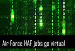 Applying for Air Force NAF jobs goes virtual