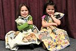 'Kid Comfort' brings quilts to children of the deployed