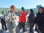 Colonel promotes soccer for Afghan girls