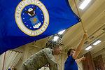 Army marches through Air Force