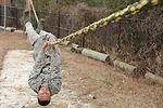 Combat control candidates vie for shot at scarlet beret