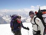 Airmen prepare for Antarctic climb