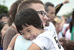 Kadena Special Olympics creates bond for new Airman