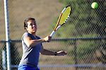Cadets compete in tennis tournament
