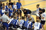 Cadet's show promise during women's volleyball tournament