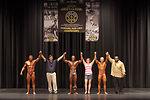 Airman captures bodybuilding medals