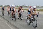 Air Force triathlon team wins at 2010 Armed Forces Triathlon Championship