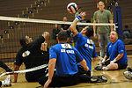 Warrior Games Volleyball