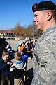Ramstein Airmen provide 'boot camp' for military children