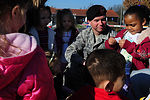 Ramstein Airmen provide 'boot camp' for military children