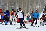 Assistant VA secretary, U.S. Olympians join veterans on ski slopes