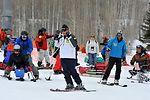 Assistant VA secretary, U.S. Olympians join veterans on ski slopes