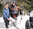 Clinic provides disabled vets pathway to paralympics