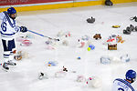 Falcons 'Toy Trick' reins in toys