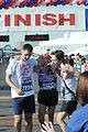 Wingman helps cancer survivor meet Air Force Half Marathon goal