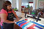 Quilts of Valor a comfort for complex wartime emotions