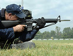 USAF shooting team aims for excellence at national competition