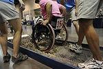 Volunteers ensure success at Veterans Wheelchair Games