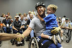 Volunteers ensure success at Veterans Wheelchair Games