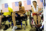 Former Airman competes in veterans Wheelchair Games