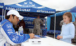 Air Force makes Indy 500 debut