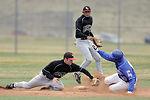 Baseball: Academy battles UNLV, falls 20-13