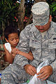 Airmen spread goodwill during Balikatan 2009
