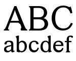 MPH 2B Damase  Regular Font