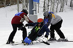 Tackling the slopes
