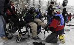 Winter rehabilitation clinic shows veterans potential