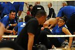 AF Volleyball wins Bronze at Warrior Games