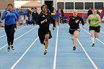 Warrior Games AF track and field