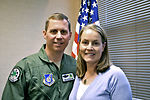Wing commander, spouse team humbled by recognition