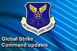Global Strike Command leader updates progress