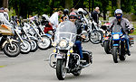 Motorcycle safety forum held at Andrews