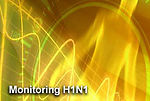 Military continues to monitor H1N1 flu virus' path